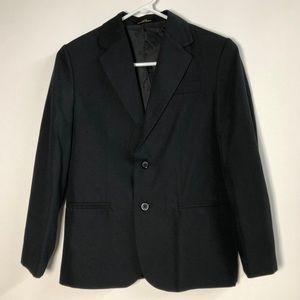 Boys black blazer